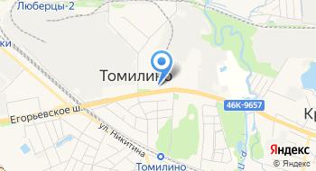Нотариус Плотникова М.С. на карте