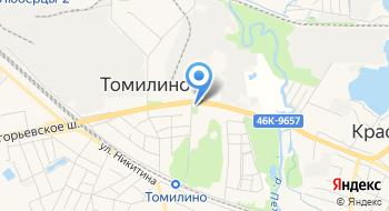 Люберецкое управление ЗАГС отдел №3 пос. Томилино на карте