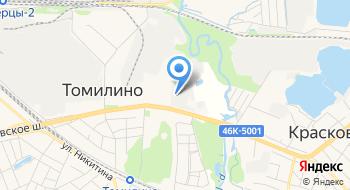 TimeAD на карте