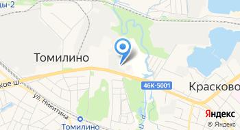 Научно-производственная фирма Экопром на карте