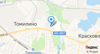 ДНСтрой на карте