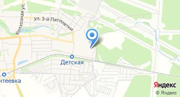 Г. Ивантеевка центр Развития Ребенка - детский сад №18 Родничок на карте