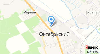 МФЦ Люберецкого муниципального района Отдел Октябрьский на карте