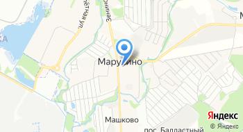 Московская Областная Противопожарно-Спасательная Служба на карте