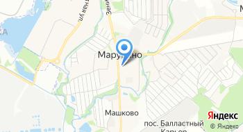 ГКУ МО Московская областная противопожарно-спасательная служба на карте