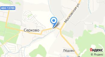 Артсауна Русская баня в Щелково на карте