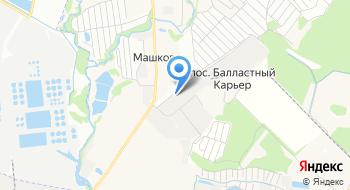 ТК Медиз на карте