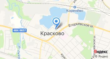 Контек на карте