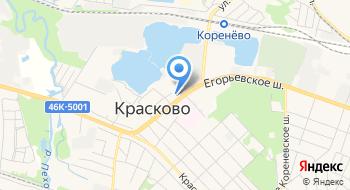 Нотариус Басова Г.Л. на карте