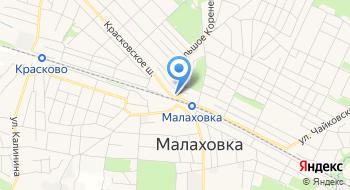 Фабрика Рысь на карте