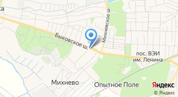 Ателье Демьяновна на карте
