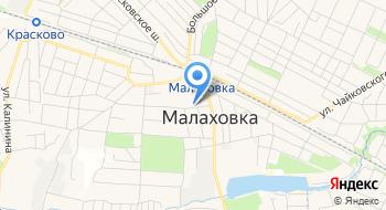 Бюро Горящих Путевок на карте