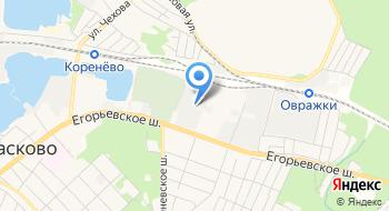 ПКФ Усадьба на карте