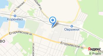Консультационное бюро ВОС 1 на карте