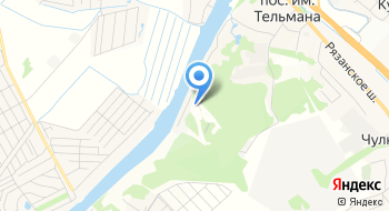 Горнолыжный клуб Гая Северина на карте