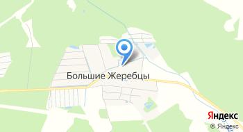 ЖК Восточная Европа, офис продаж на карте