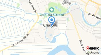 ИнДорТех на карте