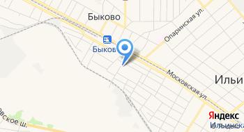 Нотариус Поляков А.В. на карте