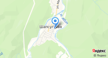 Кленовик база отдыха на карте