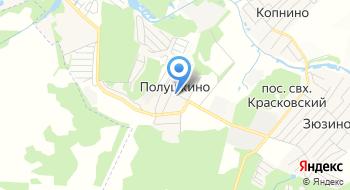 ФГБУ Оздоровительный комплекс Полушкино на карте