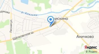 Магазин пиротехники Русский Фейерверк на карте