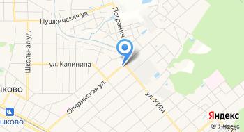 Быковское Производственное Объединение на карте