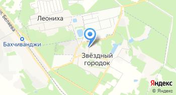 МФЦ городского округа Звёздный городок на карте
