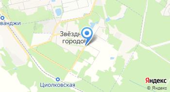 Звездный городок на карте