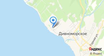 База практики и спортивно-оздоровительного туризма Витязь на карте