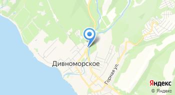 Бюро размещения отдыхающих на карте