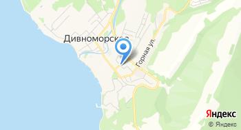 Тиара на карте