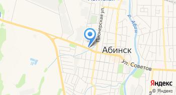ТНС энерго, Абинский ПУ на карте
