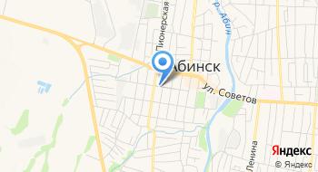 ОГИБДД и отдельная группа ДПС ОМВД России по Абинскому району на карте