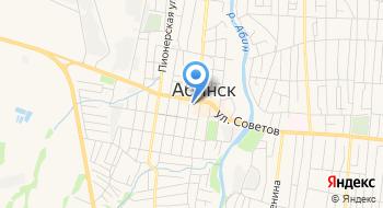 Крайинвестбанк, терминал на карте