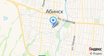 Абинский РОСП на карте