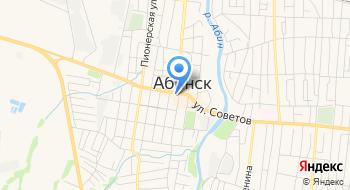Почтамт, филиал, УФПС на карте