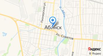 Газпром межрегионгаз, Участок в Абинском р-не на карте