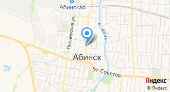 Детский клуб робототехники Роботрек в Абинске на карте