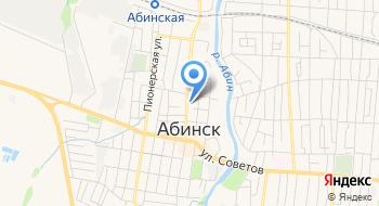Отдел МВД России по Абинскому Району на карте