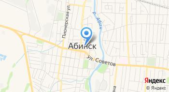 Абинская ТПП на карте