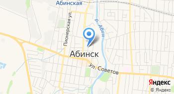 ПФР, Государственное учреждение - управление Пенсионного фонда Российской Федерации в Абинском районе на карте