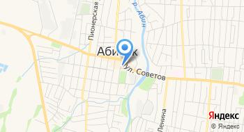 Управление образования Администрации Абинского района на карте