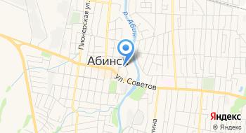 Абинский квас на карте