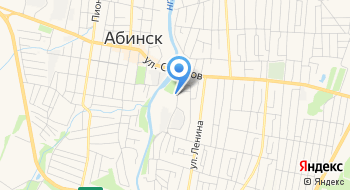 ОВО по Абинскому району на карте