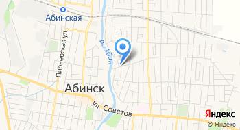 МБДОУ Детский сад №5 Улыбка на карте