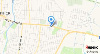 Лесхоз Абинский, ГУ на карте
