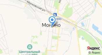 Военно-воздушная академия им. профессора Жуковского Н.Е. на карте