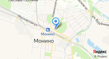 Мегабит на карте