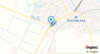 ТК Новостройка на карте