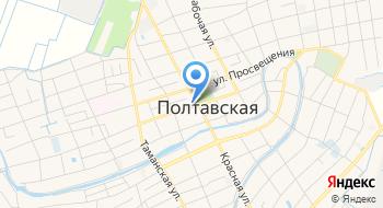 Полтавский музей истории на карте
